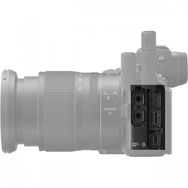 Nikon Z 6II  + Kit cu Adaptor FTZ si NIKKOR Z 24-70mm f/4 S - Nikon Z 6II Mirrorless Digital Camera - Nikon 10