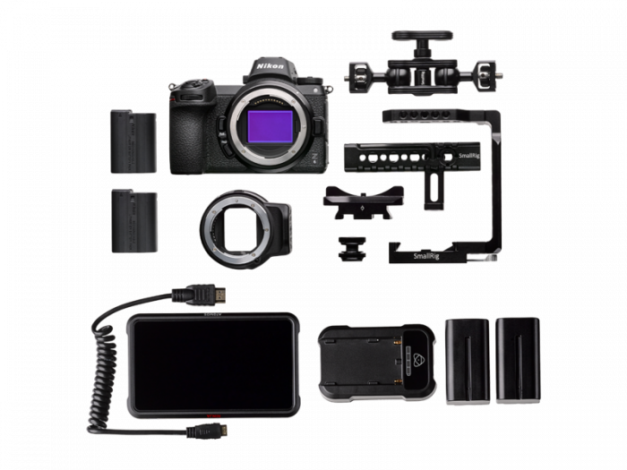 NIKON - Z6 II Essential Movie Kit 0