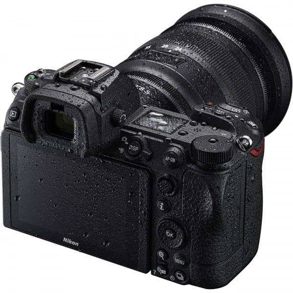 Nikon Z 6II  + Kit cu Adaptor FTZ si NIKKOR Z 24-70mm f/4 S - Nikon Z 6II Mirrorless Digital Camera - Nikon 8