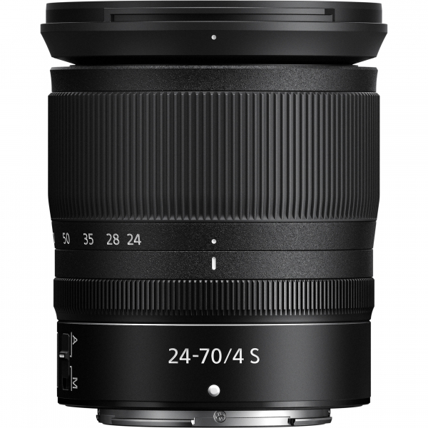 NIKON Z 7II  Kit cu Adaptor FTZ si  NIKKOR Z 24-70mm f/4 S  -  Nikon Z 7II Mirrorless Digital Camera 3