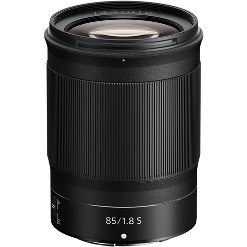 Nikon Z 85mm f/1.8 S , obiectiv Mirrorless 0