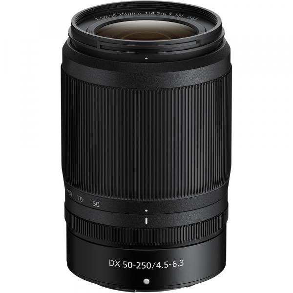 Nikon Z DX 50-250mm f/4.5-6.3 VR , obiectiv Mirrorless 0