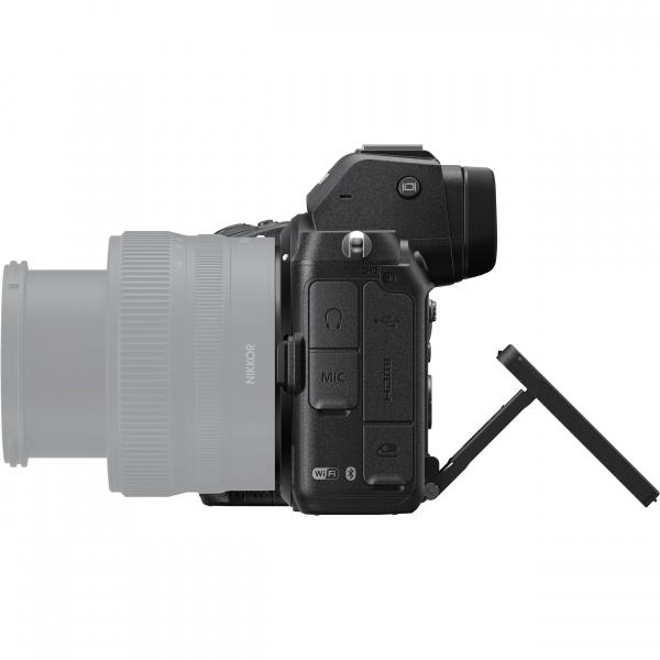 Nikon Z5 Aparat Foto Mirrorless Full Frame 24.3Mpx, Video 4K, Wi-Fi - Kit cu NIKKOR Z 24-50mm f/4-6.3 si Adaptor FTZ 9