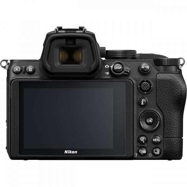 Nikon Z5 Aparat Foto Mirrorless Full Frame 24.3Mpx, Video 4K, Wi-Fi - Kit cu NIKKOR Z 24-50mm f/4-6.3 si Adaptor FTZ 6
