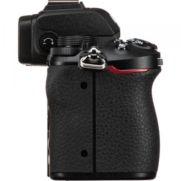 Nikon Z50 Body + adaptor Nikon FTZ,  Aparat Foto Mirrorless 4K - Montura Z 5