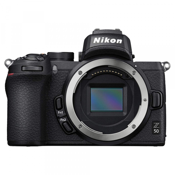 Nikon Z50 Body + adaptor Nikon FTZ,  Aparat Foto Mirrorless 4K - Montura Z 1