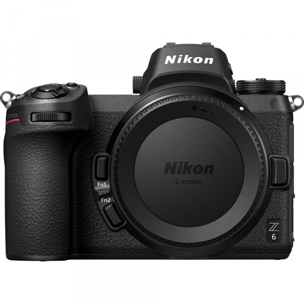 Nikon Z6 Body -  Aparat Foto Mirrorless Full Frame 24.5MP Video 4K  Wi-Fi 0