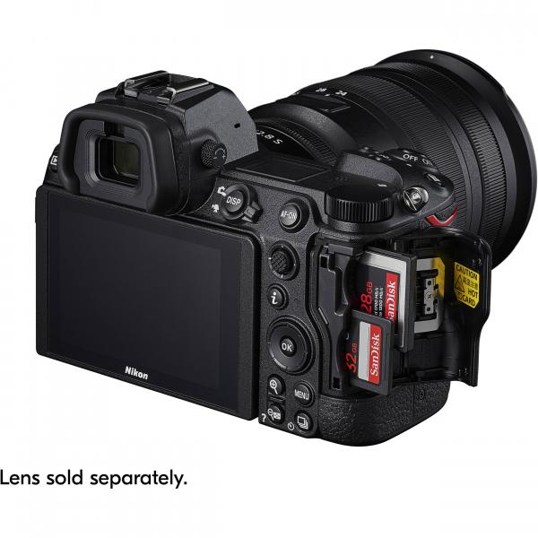 NIKON Z 7II Kit cu Adaptor FTZ  - Nikon Z 7II Mirrorless Digital Camera 12