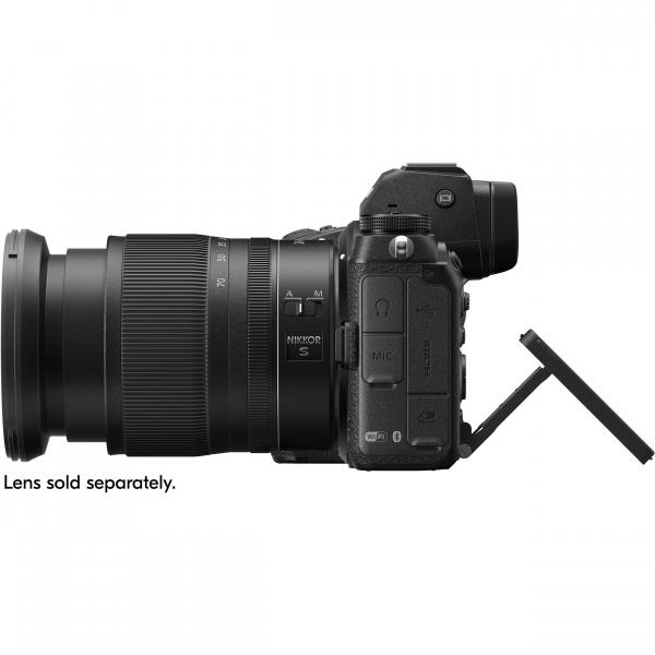 NIKON Z 7II Kit cu Adaptor FTZ  - Nikon Z 7II Mirrorless Digital Camera 14