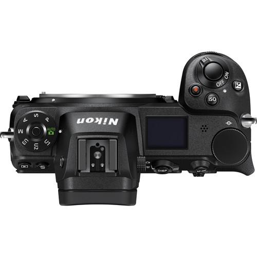 Nikon Z7 Body + adaptor FTZ -  Aparat Foto Mirrorless Full Frame 45.7MP Video 4K  Wi-Fi 4