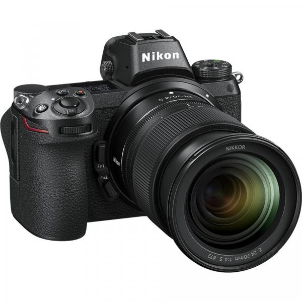 Nikon Z7 kit Nikkor Z 24-70mm f/4 S - Aparat Foto Mirrorless Full Frame 45.7MP Video 4K  Wi-Fi 1