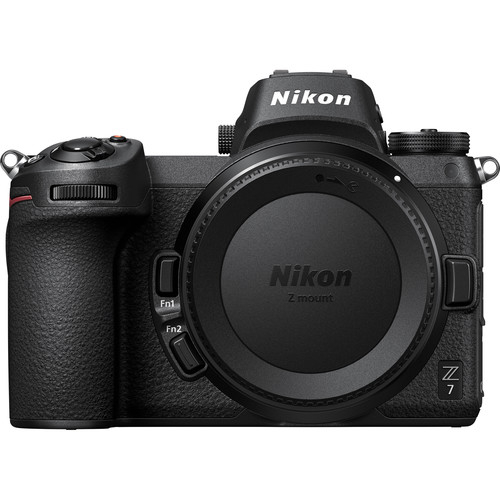 Nikon Z7 kit Nikkor Z 24-70mm f/4 S - Aparat Foto Mirrorless Full Frame 45.7MP Video 4K  Wi-Fi 2