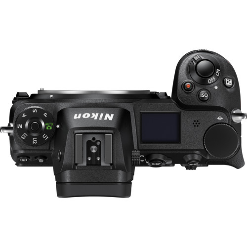 Nikon Z7 kit Nikkor Z 24-70mm f/4 S - Aparat Foto Mirrorless Full Frame 45.7MP Video 4K  Wi-Fi 5