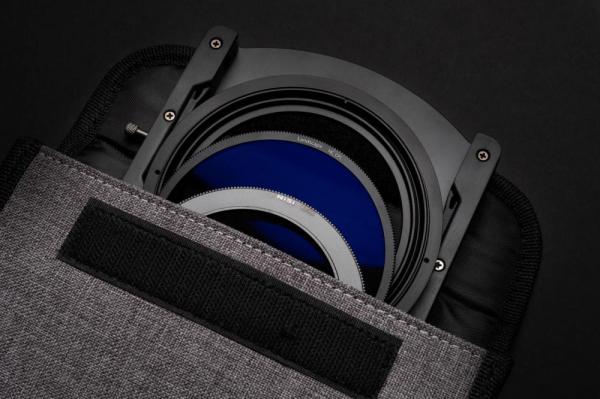 NiSi husa pentru 4 filtre 100x150mm 4
