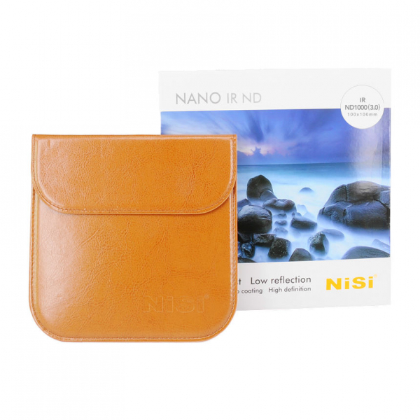 Nisi NANO IR ND1000 100x100mm - filtru neutral , 3,0 / 10 stopurii 1