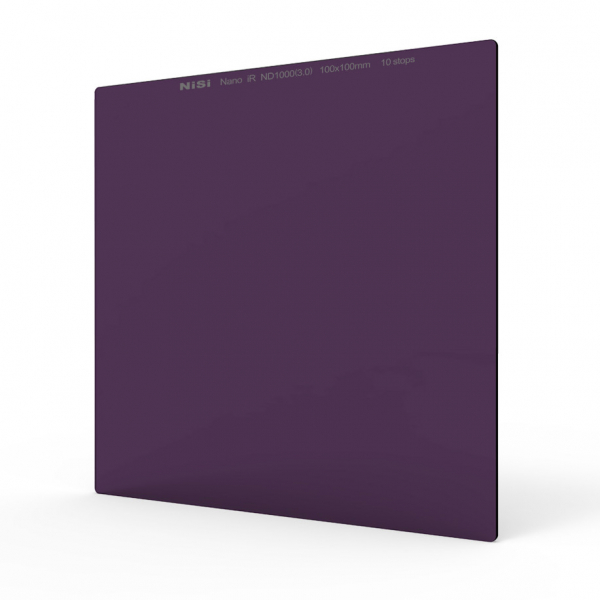 Nisi NANO IR ND1000 100x100mm - filtru neutral , 3,0 / 10 stopurii 0