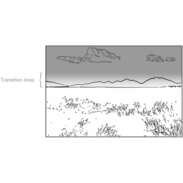 NiSi NANO MEDIUM IR GND8 100x150mm - filtru neutru gradual 0.9 la 0.15 / 3 la 0.5 stopuri 1