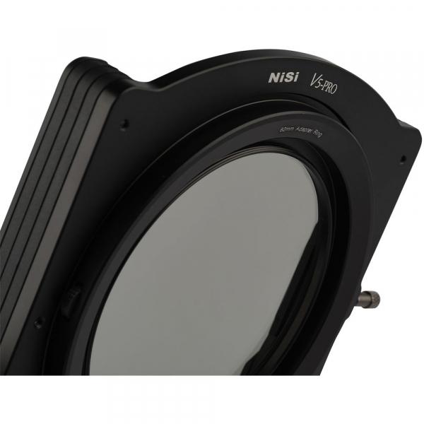 NiSi V5-Pro 100mm system filter holder + kit filtru CPL 86mm + adaptoare 82,77,72,67mm 6