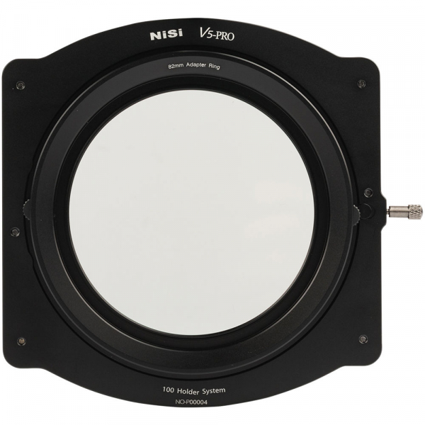 NiSi V5-Pro 100mm system filter holder + kit filtru CPL 86mm + adaptoare 82,77,72,67mm 2