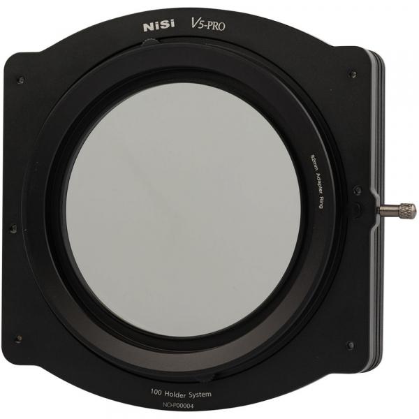 NiSi V5-Pro 100mm system filter holder + kit filtru CPL 86mm + adaptoare 82,77,72,67mm 4