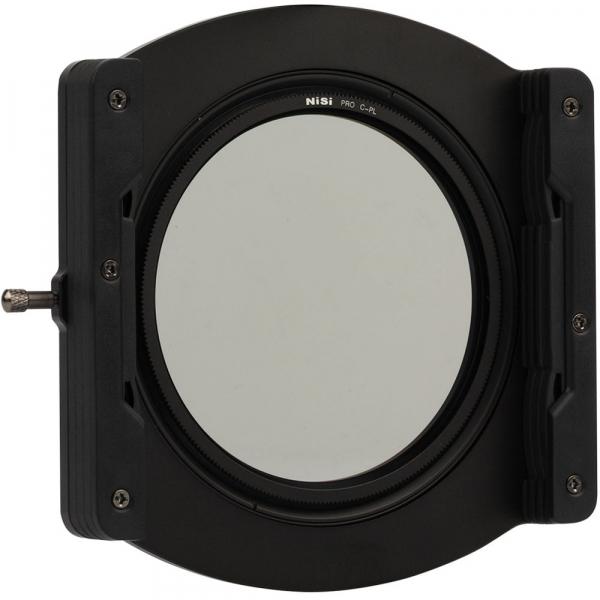 NiSi V5-Pro 100mm system filter holder + kit filtru CPL 86mm + adaptoare 82,77,72,67mm 3