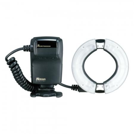 Nissin MF18 Ring Flash - blitz macro pentru Nikon 1