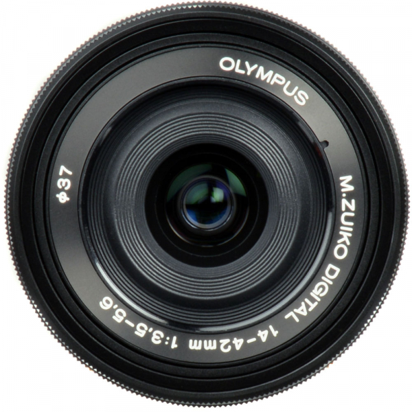 Olympus 14-42mm f/3.5-5.6 EZ ED MSC Black Pancake 2