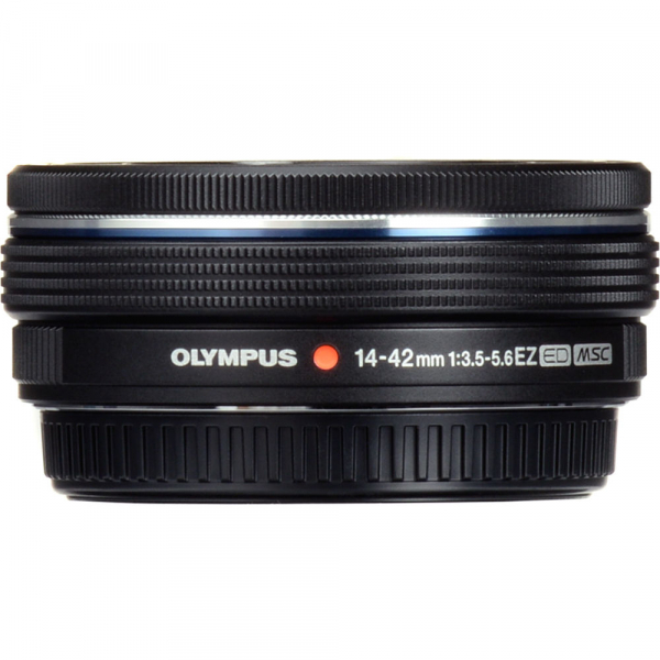 Olympus 14-42mm f/3.5-5.6 EZ ED MSC Black Pancake 1