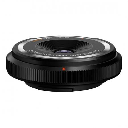 Olympus Body Cap Lens 9mm f/8.0 negru - BCL-0980 0