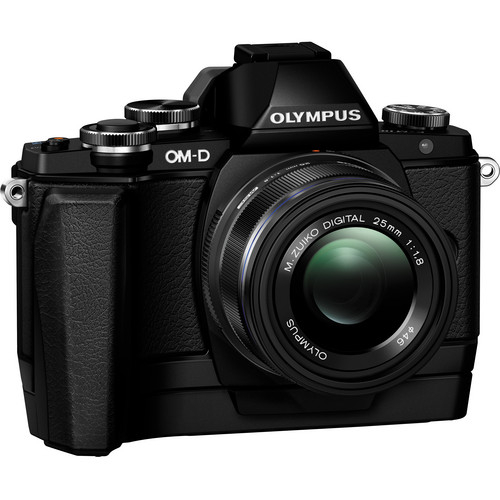Olympus ECG-1 - grip pentru OM-D E-M10 2