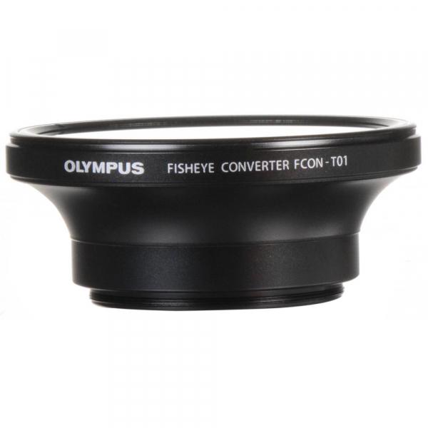Olympus FCON‑T01 FISHEYE convertor pentru Olympus TG-5, TG-4 0