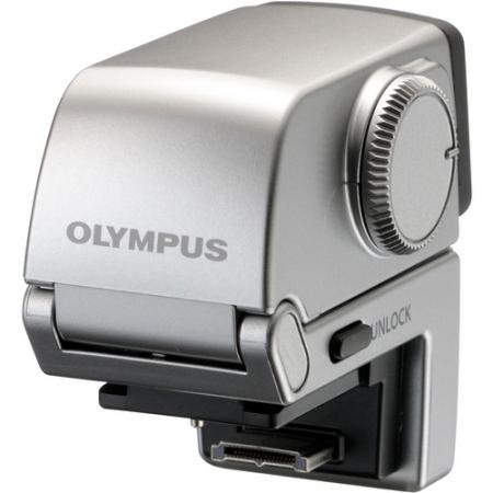 Olympus Finder VF-3 argintiu [1]