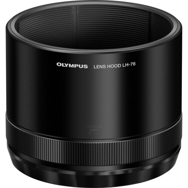 Olympus LH-76 - Parasolar pentru M.ZUIKO DIGITAL ED 40-150mm f/2.8 PRO 0