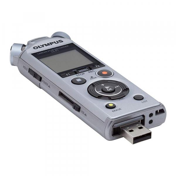 Olympus LS-P1 Video Kit - reportofon (V414141SE010) 1