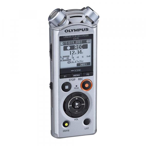 Olympus LS-P1 Video Kit - reportofon (V414141SE010) 0