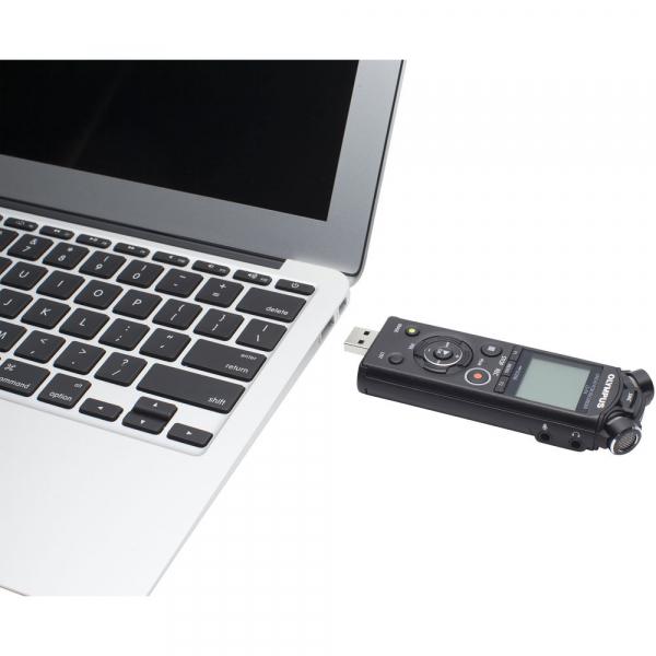 Olympus LS-P4 Video Kit -  reportofon (V409160BE010) 6