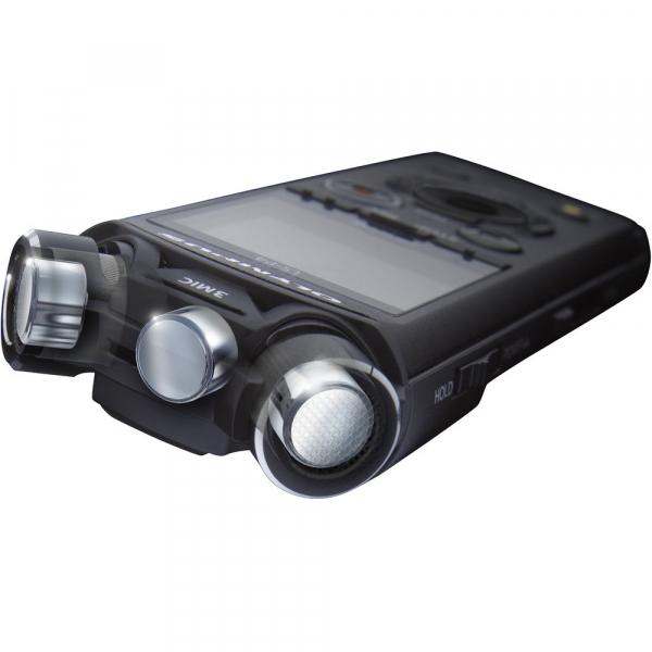 Olympus LS-P4 Video Kit -  reportofon (V409160BE010) 4