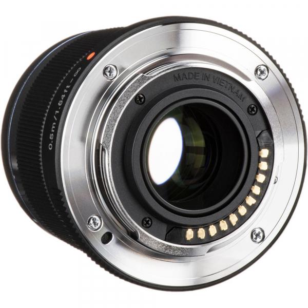 Olympus M.ZUIKO 45mm f/1.8 MSC , black 4