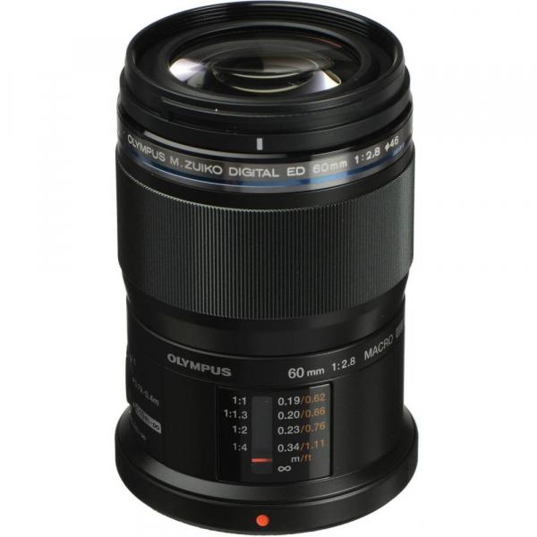 Olympus M.ZUIKO ED 60mm f/2.8 Macro 0
