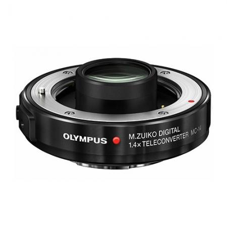 Olympus MC 1.4 - teleconverter pentru M.ZUIKO DIGITAL 40-150mm 1:2.8 PRO (bulk) [0]