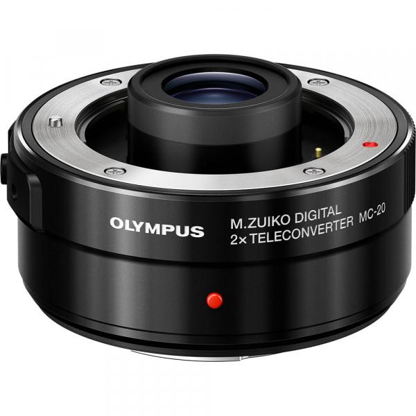 Olympus MC-20 - Teleconvertor 2x pentru ED 40-150mm F2.8 PRO si ED 300mm F4.0 IS PRO 0
