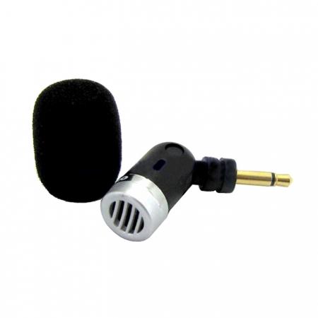 Olympus ME52W - Microfon Mini Mono pentru anularea zgomotului de fond 1