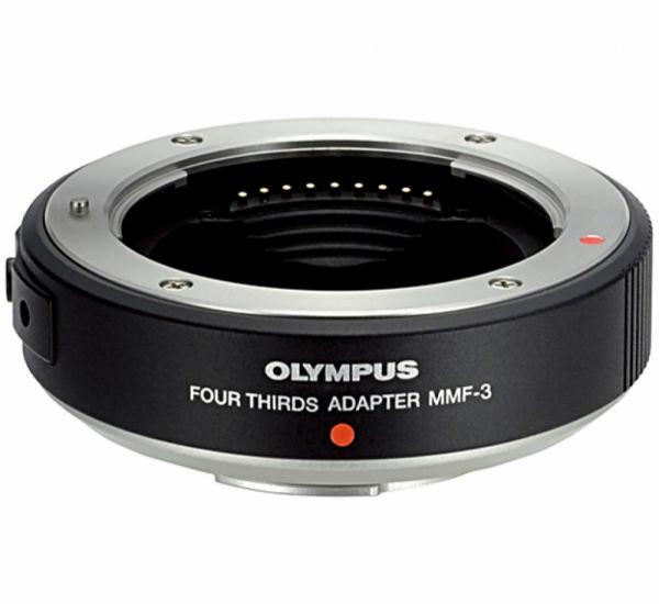 Olympus MMF-3 adaptor de la Olympus 4/3 DSLR  la Olympus / Panasonic Micro 4/3 (MFT) [0]