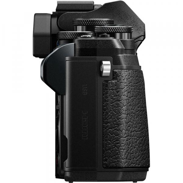 Olympus OM-D E-M10 Mark III kit cu 14-42mm EZ Pancake negru [5]