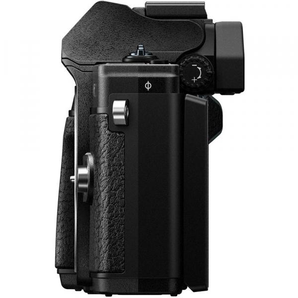 Olympus OM-D E-M10 Mark III kit cu 14-42mm EZ Pancake negru [4]