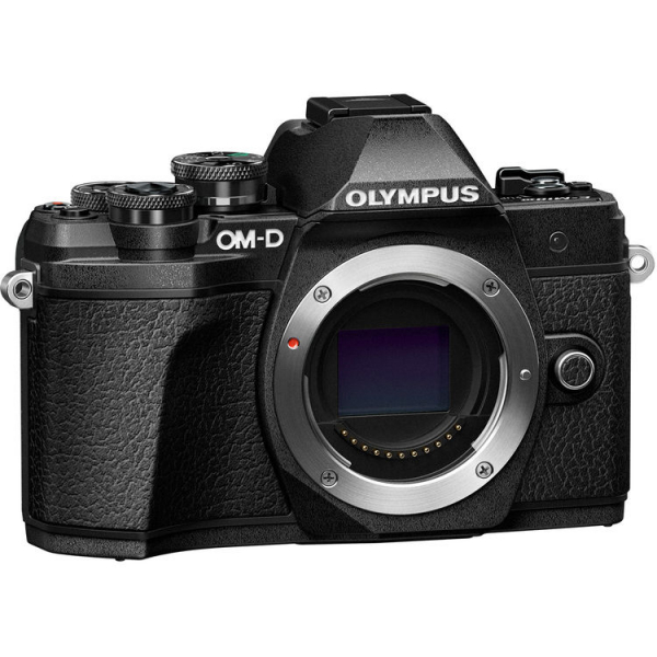 Olympus OM-D E-M10 Mark III kit cu 14-42mm II R negru 5