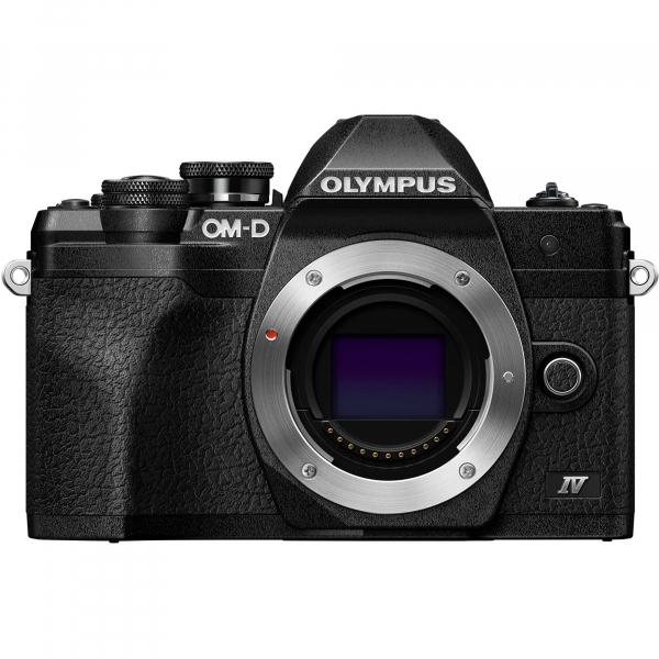 Olympus OM-D E-M10 Mark IV Aparat Mirrorless Black Kit cu M.Zuiko Digital 14-150mm F4.0-5.6 II black [1]
