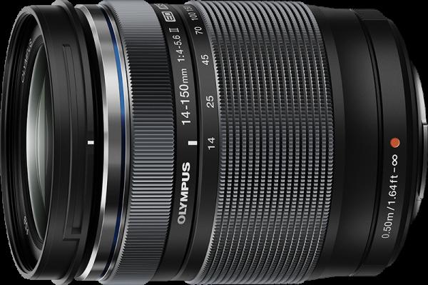 Olympus OM-D E-M10 Mark IV Aparat Mirrorless Black Kit cu M.Zuiko Digital 14-150mm F4.0-5.6 II black [2]