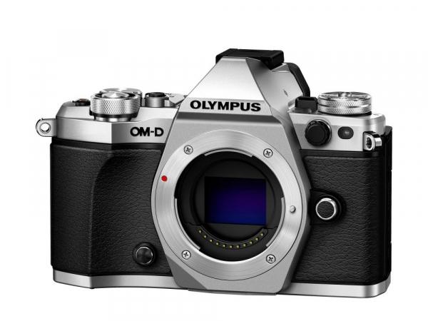 Olympus OM-D E-M5 Mark II  body  -Argintiu [1]