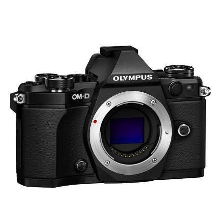 Olympus OM-D E-M5 Mark II body - negru 2